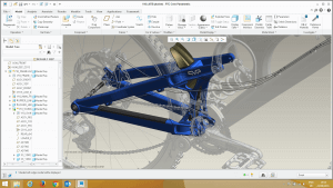 PTC Creo Parametric screenshot