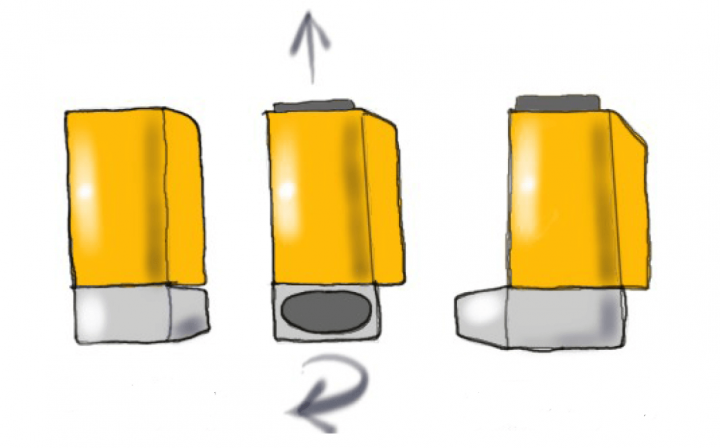 Initial product illustration