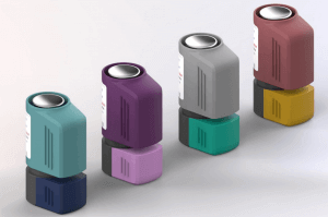 Twist inhaler rendering