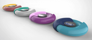 Disk inhaler product design