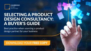 Selecting a Product Design Consultancy: A Buyer's Guide