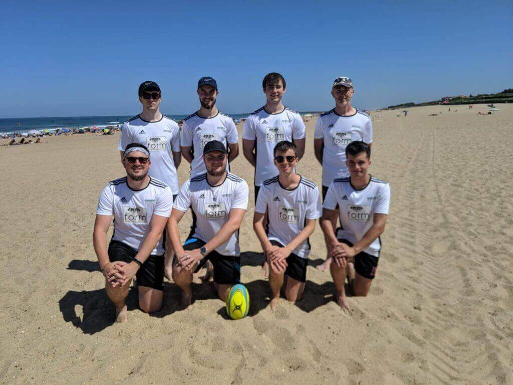 CDT Sponsor the Anglet Beach Rugby Festival