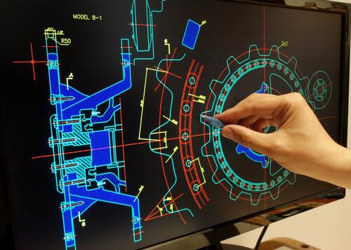 Mechanical Design CAD